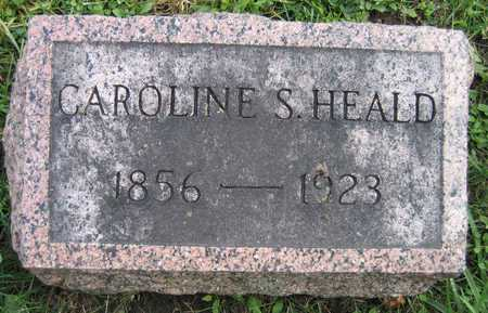 HEALD, CAROLINE S. - Linn County, Iowa | CAROLINE S. HEALD