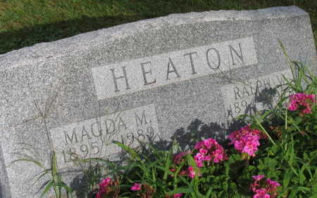 HEATON, RALPH W. - Linn County, Iowa | RALPH W. HEATON