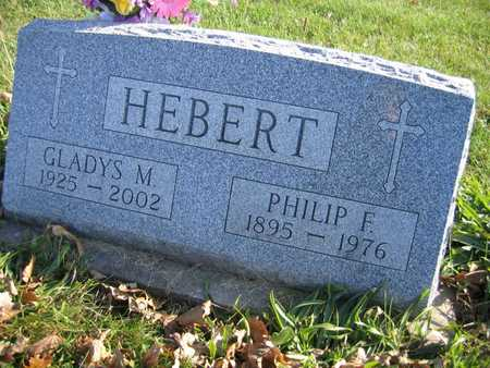 HEBERT, PHILIP F. - Linn County, Iowa | PHILIP F. HEBERT