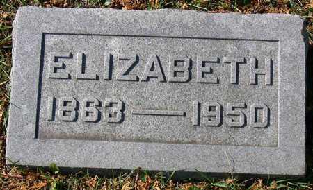 HEIN, ELIZABETH - Linn County, Iowa | ELIZABETH HEIN