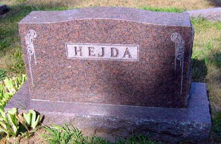 HEJDA, FAMILY STONE - Linn County, Iowa | FAMILY STONE HEJDA