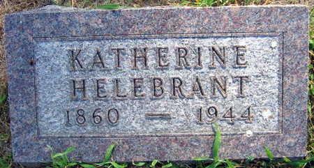 HELEBRANT, KATERINE - Linn County, Iowa | KATERINE HELEBRANT