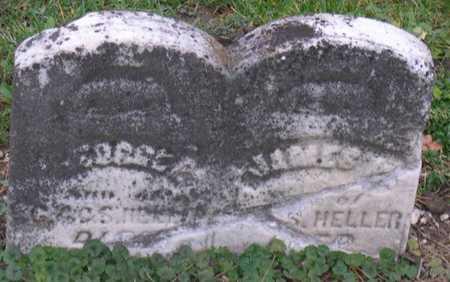 HELLER, JAMES - Linn County, Iowa | JAMES HELLER