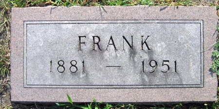 HELZL, FRANK - Linn County, Iowa | FRANK HELZL