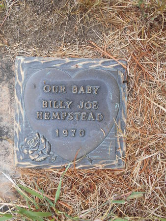 HEMPSTEAD, BILLY JOE - Linn County, Iowa | BILLY JOE HEMPSTEAD