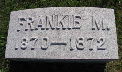 HENDERSON, FRANKIE M. - Linn County, Iowa | FRANKIE M. HENDERSON