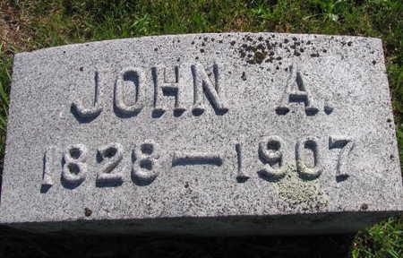 HENDERSON, JOHN A. - Linn County, Iowa   JOHN A. HENDERSON