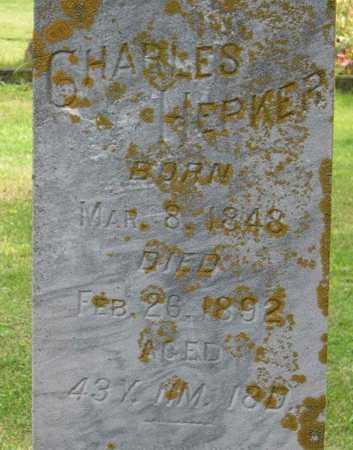 HEPKER, CHARLES - Linn County, Iowa   CHARLES HEPKER