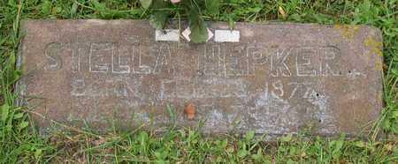 HEPKER, STELLA - Linn County, Iowa | STELLA HEPKER