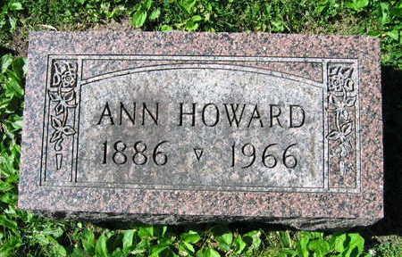 HERAL, ANN HOWARD - Linn County, Iowa | ANN HOWARD HERAL