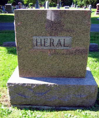 HERAL, FAMILY STONE - Linn County, Iowa | FAMILY STONE HERAL
