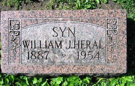HERAL, WILLIAM J. - Linn County, Iowa | WILLIAM J. HERAL
