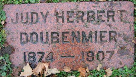 HERBERT DOUBENMIER, JUDY - Linn County, Iowa   JUDY HERBERT DOUBENMIER