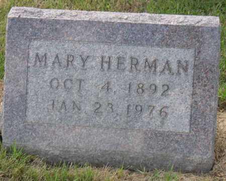 HERMAN, MARY - Linn County, Iowa | MARY HERMAN