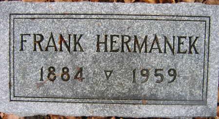 HERMANEK, FRANK - Linn County, Iowa | FRANK HERMANEK