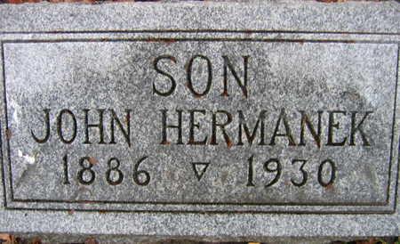 HERMANEK, JOHN - Linn County, Iowa | JOHN HERMANEK