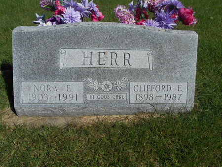 HERR, CLIFFORD E. - Linn County, Iowa | CLIFFORD E. HERR