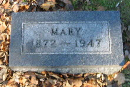 HERSHEY, MARY - Linn County, Iowa | MARY HERSHEY