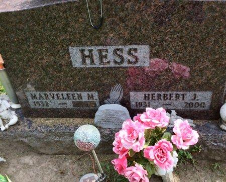 HESS, HERBERT J. - Linn County, Iowa | HERBERT J. HESS