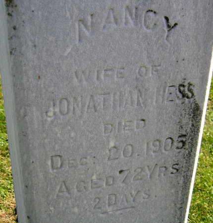 HESS, NANCY - Linn County, Iowa   NANCY HESS