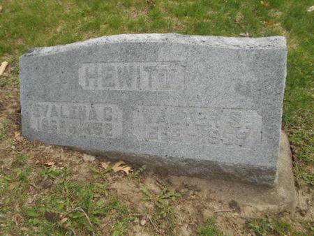 HEWITT, WALTER S - Linn County, Iowa | WALTER S HEWITT