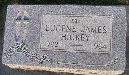 HICKEY, EUGENE JAMES - Linn County, Iowa | EUGENE JAMES HICKEY