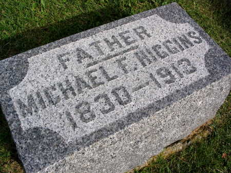 HIGGINS, MICHAEL F. - Linn County, Iowa | MICHAEL F. HIGGINS