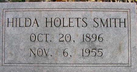 SMITH, HILDA - Linn County, Iowa | HILDA SMITH