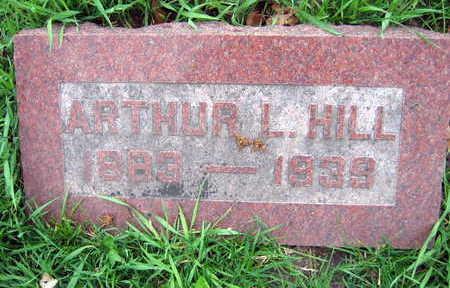 HILL, ARTHUR L. - Linn County, Iowa | ARTHUR L. HILL
