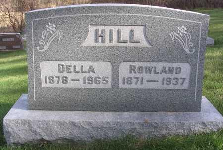HILL, DELLA - Linn County, Iowa | DELLA HILL
