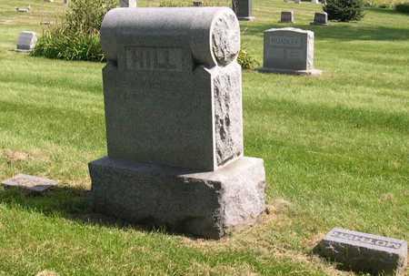 HILL, FAMILY STONE - Linn County, Iowa   FAMILY STONE HILL