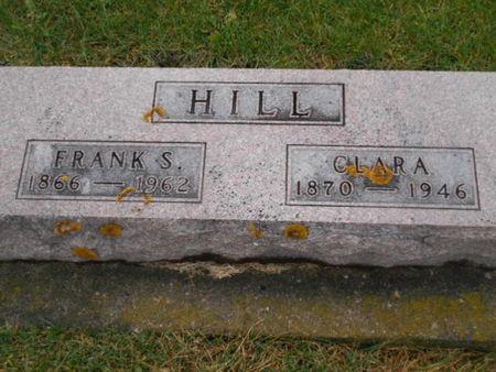 HILL, FRANK S. - Linn County, Iowa | FRANK S. HILL