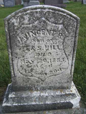 HILL, VINCENT R. - Linn County, Iowa | VINCENT R. HILL