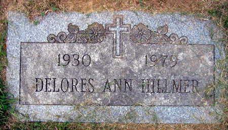 HILLMER, DELORES ANN - Linn County, Iowa   DELORES ANN HILLMER