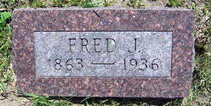 HILLMER, FRED J. - Linn County, Iowa | FRED J. HILLMER