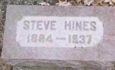HINES, STEVE - Linn County, Iowa | STEVE HINES