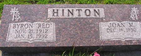 HINTON, BYRON