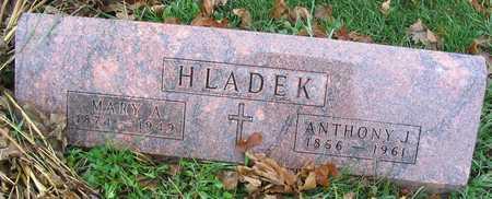 HLADEK, MARY A. - Linn County, Iowa | MARY A. HLADEK