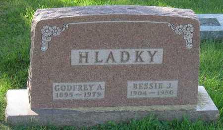 HLADKY, BESSIE J. - Linn County, Iowa | BESSIE J. HLADKY