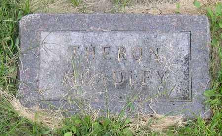 HOADLEY, THERON - Linn County, Iowa   THERON HOADLEY