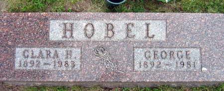HOBEL, GEORGE - Linn County, Iowa   GEORGE HOBEL