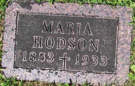 HODSON, MARIA - Linn County, Iowa | MARIA HODSON