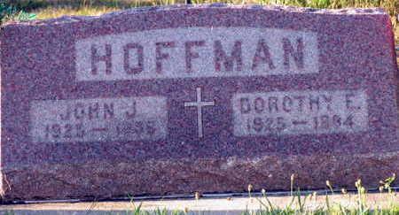 HOFFMAN, JOHN J. - Linn County, Iowa | JOHN J. HOFFMAN