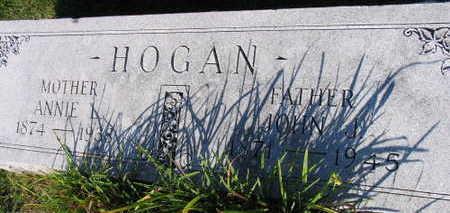 HOGAN, JOHN J. - Linn County, Iowa | JOHN J. HOGAN