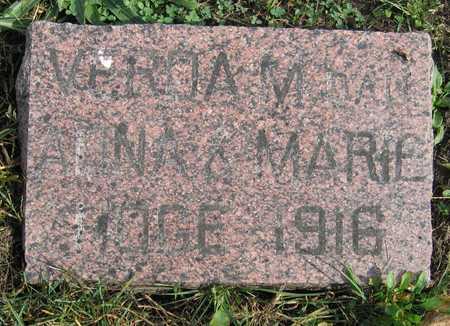 HOGE, VERDA M. - Linn County, Iowa | VERDA M. HOGE