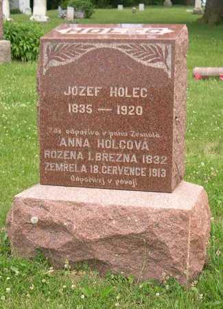 HOLEC, JOZEF - Linn County, Iowa   JOZEF HOLEC