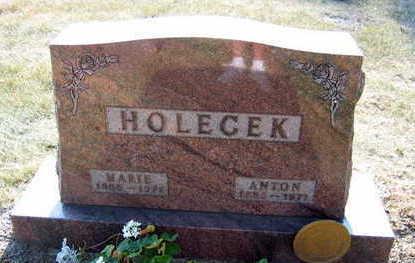 HOLECEK, MARIE - Linn County, Iowa | MARIE HOLECEK