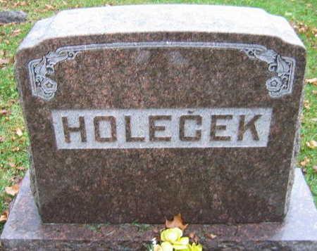 HOLECEK, FAMILY STONE - Linn County, Iowa | FAMILY STONE HOLECEK