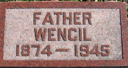 HOLECEK, WENCIL - Linn County, Iowa | WENCIL HOLECEK