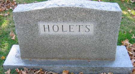 HOLETS, FAMILY STONE - Linn County, Iowa | FAMILY STONE HOLETS